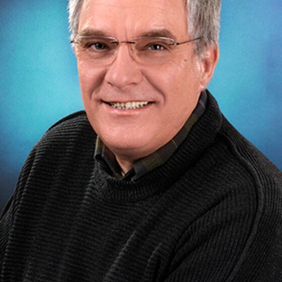 Pastor Dieter Grimmsmann