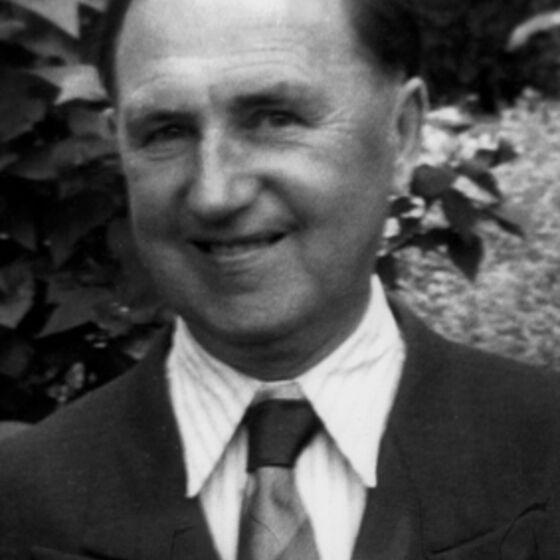 Pastor Gotthard Gleditsch