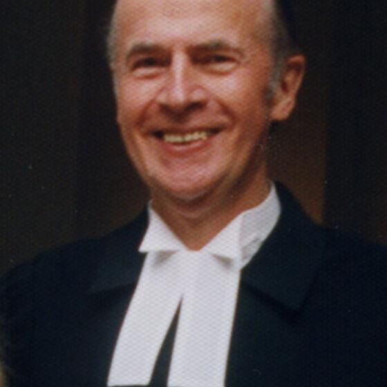 Pastor Hans-Gerhard Dierks