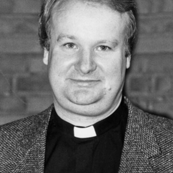 Pastor Wolfgang Siebrecht