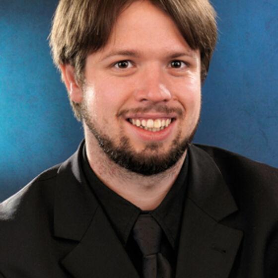 Pastor Philipp Wollek