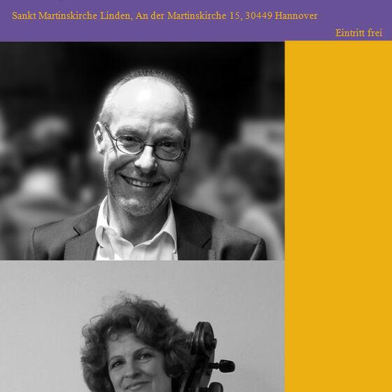 Sabine Lauer und Axel LaDeur