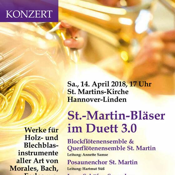 St.-Martin-Bläser im Duett 3.0