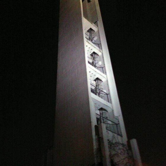HG bei Nacht