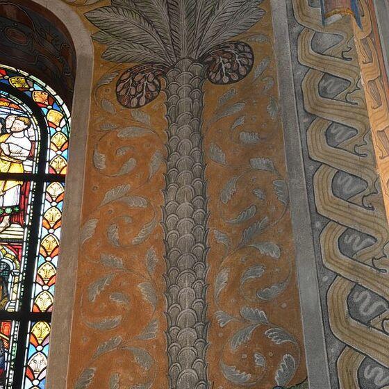 Klosterkirche_Altarraum_Palme
