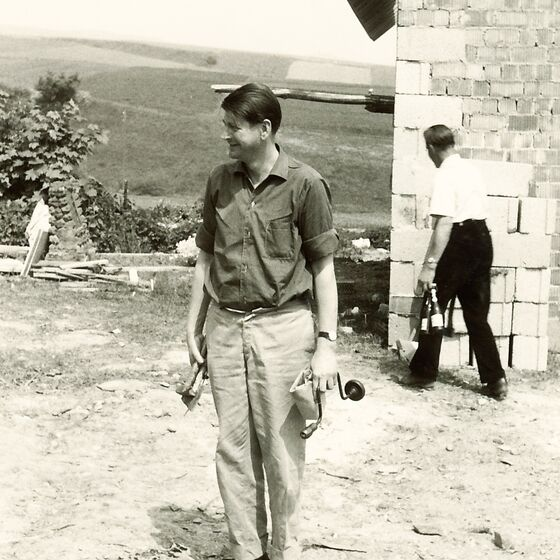 1964 Leichenhalle Eigenleistung 5