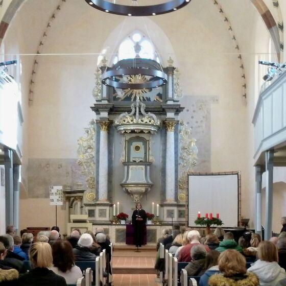 WEIHNACHTSMARKT- Gottesdienst