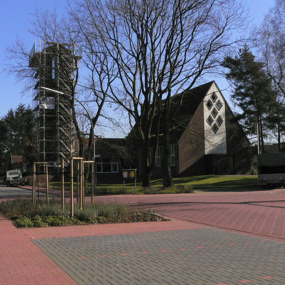2007 Trinitatiskirche ohne Kreuz