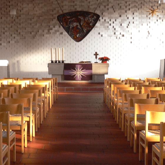 In der Trinitatiskirche