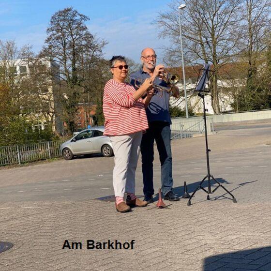 Parkplatz Aldi Barkhof
