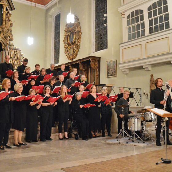 In St. Jacobi wurde die Lange Kirchennacht gefeiert