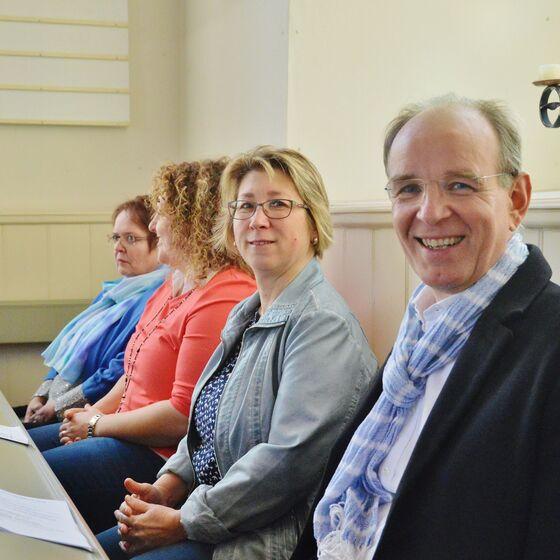 Bischof Meister zu Gast in Eisdorf