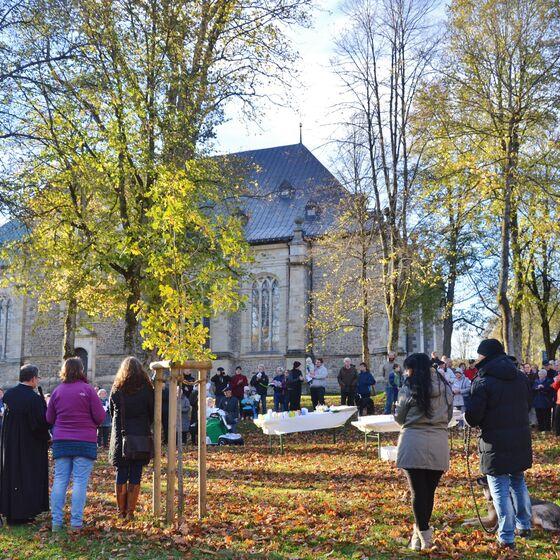 Zellerfeld - Viele kamen zur Luther-Eiche