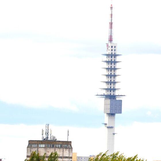 Wasserturm-Fernmeldeturm