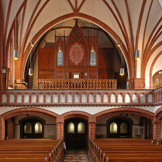 Orgel Johannis