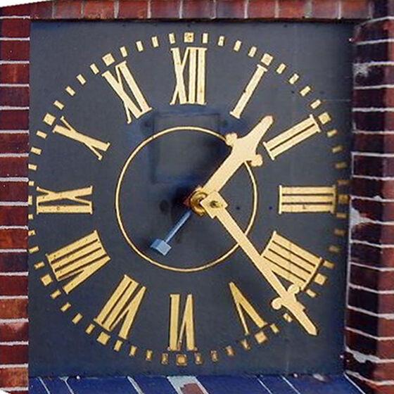 Uhr-Johannis