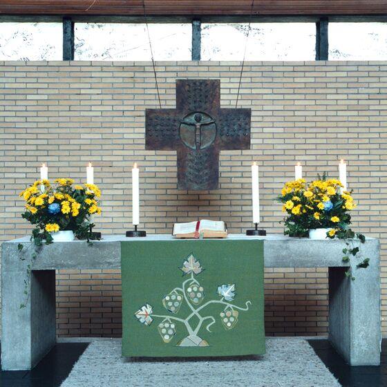 Altar grün