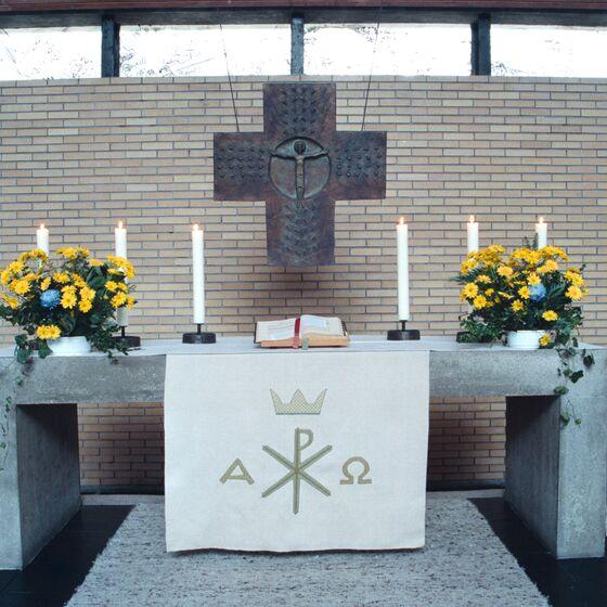 Altar weiss