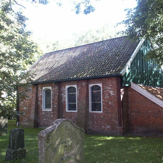 Kirchengemeinde Spiekeroog:Alte Inselkirche