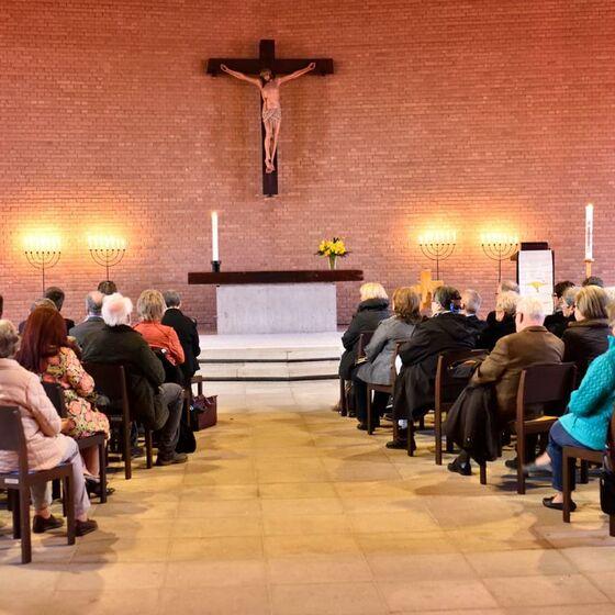 Neustädter Kirche St Marien innen