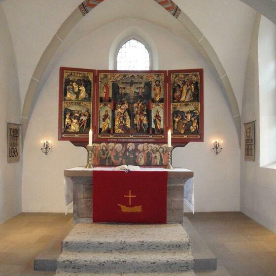 Altar Hevensen