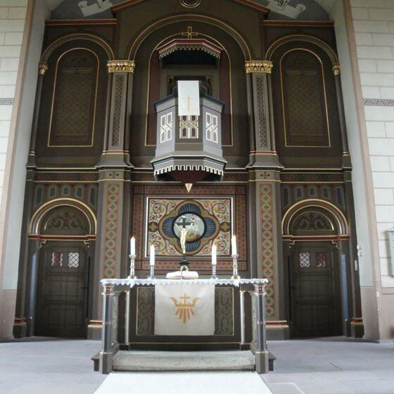Altar Lutterhausen