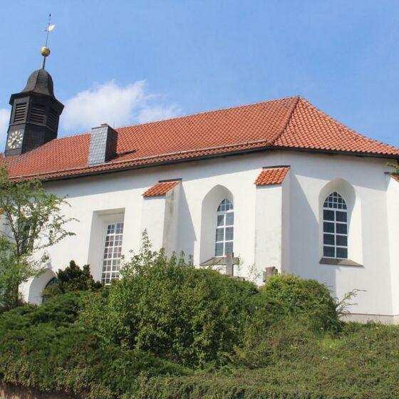 St. Valentini-Kirche in Elvershausen