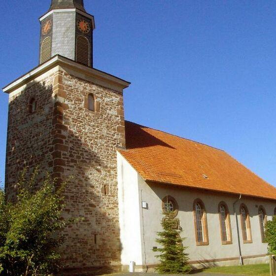 St. Petri-Kirche Hammenstedt Aussenansicht