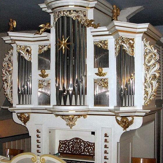 St. Valentini-Kirche Elvershausen Orgel