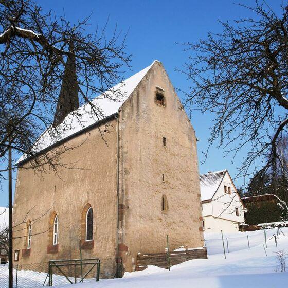 Kapelle Oldenrode außen