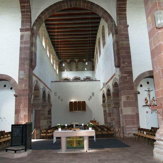 Klosterkirche Fredelsloh innen