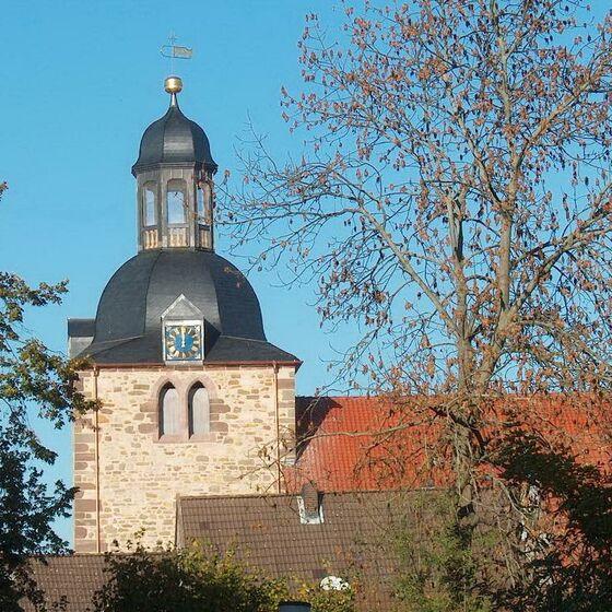 Liebfrauenkirche Moringen außen