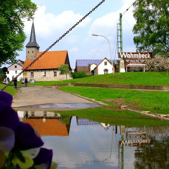 Kirche Wahmbeck außen