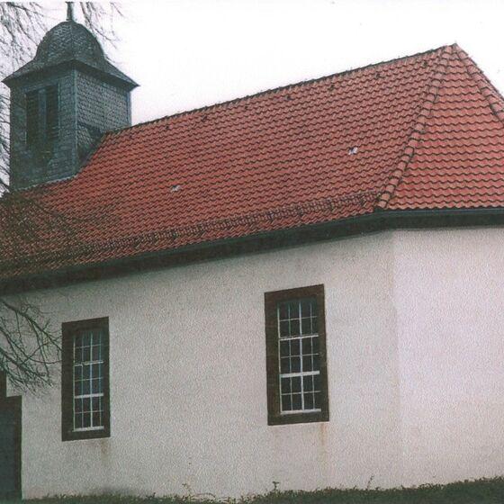 Amelsen Kirche außen