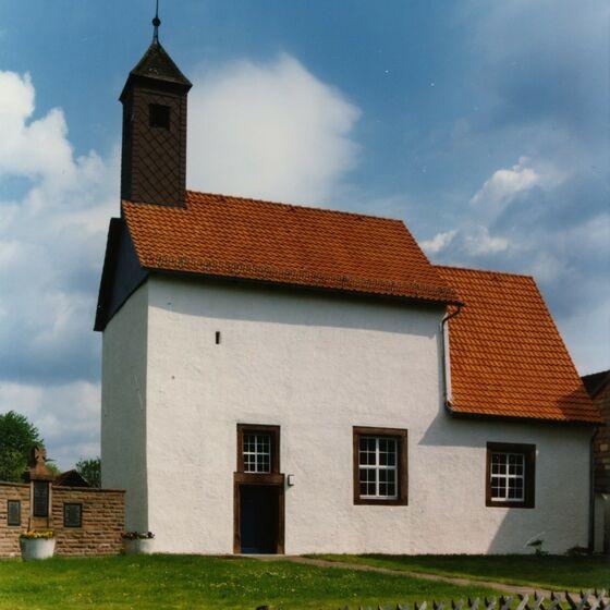 Anna Kapelle Eilensen außen