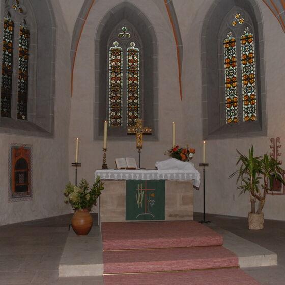 Dassel Altar Mischke