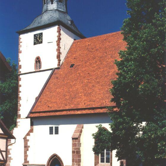 Dassel Ansicht Turm Haupteingang