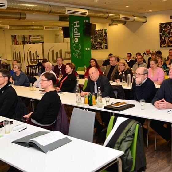 Kirchenkreiskonferenz in Halle09, Foto Hans-Jürgen Thoms
