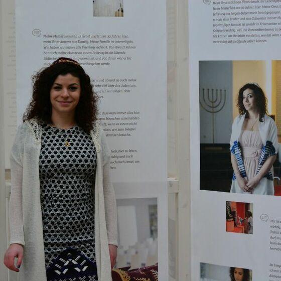 Judith R. Marach, Liberale Jüdische Gemeinde Hannover. Foto: H.-J. Thoms