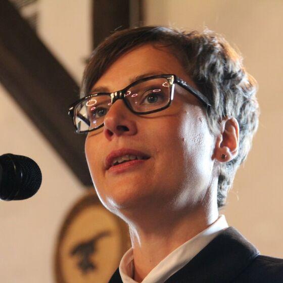 Landespastorin für Posaunenarbeit Marianne Gorka