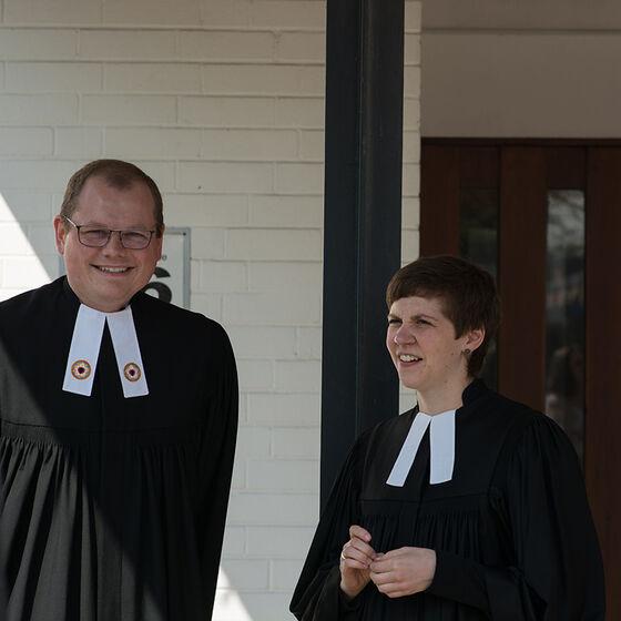 Verena Koch, Jan Wutkewicz. Foto Hans-Jürgen Thoms