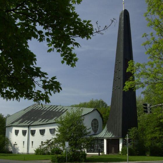 Pauluskirche Laagberg