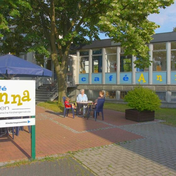 Cafe Anna Reislinger Markt
