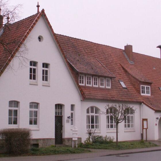 Kirchraum im Martin Lutherhaus Hohenbüchen