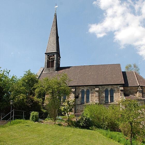 Foto Kirche Osterwald