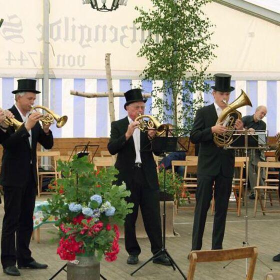 Posaunenchorjubiläum 2007