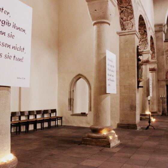 Westkirche Karwoche