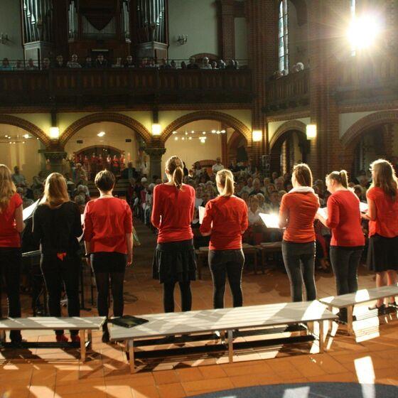 Jugendchor II Christuskirche-2