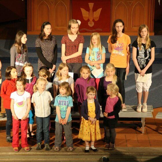 Kinderchöre Nordgemeinden