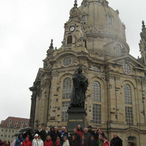 Dresden 10.2009 Luther-Denkmal